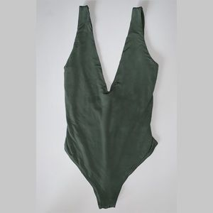 Out from under (urban outfitters) body suit